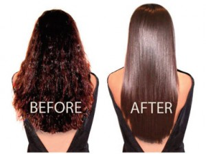 Keratin Smoothing Treatment
